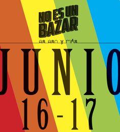 Junio 16 y 17 en la Flor de Venezuela (BQTO) nueva edición de No es un BAZAR, el mercado de diseño que puso otra vez de moda la palabra BAZAR en Barquisimeto... http://www.noesunbazar.com