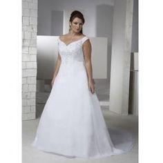 Trendy Plus Size Wedding Dresses
