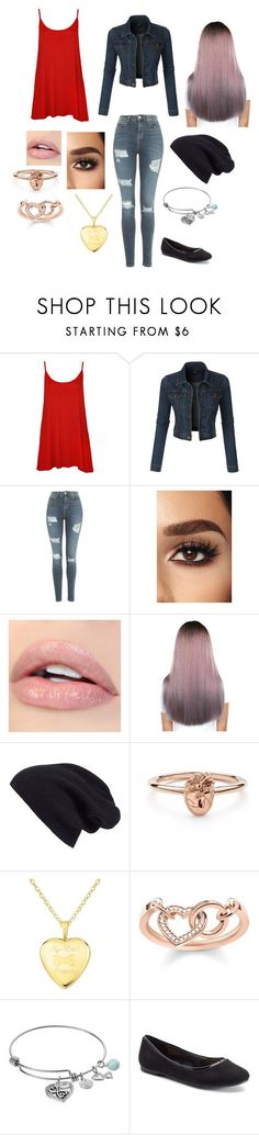 """Hayden's outfit #2"" by shadow-wolf2017 on Polyvore featuring WearAll, LE3NO, Topshop, Halogen, Thomas Sabo, Love This Life and LC Lauren Conrad #hiphopoutfits"