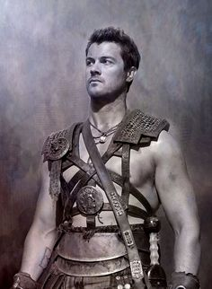 "Dan Feuerriegel Fan Art picture for Agron. original picture came from ""Spartacus war of the damned"" #danfeuerriegel #agron #nagron #spartacus  #agronfanart"