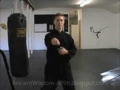 (2/21) Tai Chi Bag Drills: Straight Punch /(Taijiquan, Jin Drills) - YouTube