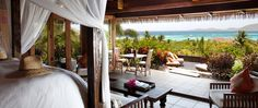 Necker Island: Bali Kukila