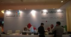 Microsoft Industry Summit #corporateevent #blastingemail #summiteventtype #bukutamudigital #qrcode #multisessionevent