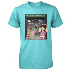 "PopularMMOS Ltd. Edition Merch!  ""Hey guys, it's Pat! I have a brand new epic shirt with Jen and Bomby that is only for sale for a short time! Be sure to pick one up now before they are gone!"""" - Pat   Unisex Tank, Kids (2-6) Sizes, Youth (8-12) Sizes & Hoodie available in style drop-down!"