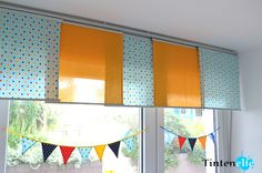 Tintenelfe.de - Tintenelfes Blog - Ikea Hack - Gardinen für Kvartal-System selber nähen #ikea #kvartal #nähen #sewing