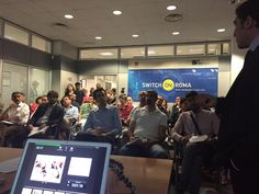 @PIPfablab: Our 1st #openlabshowcase @BICLazio presenting 13 new ideas to our #BICMentors in our #TalentWorking space
