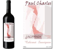 Personalized Wine Labels. © 2014 elenadomenech contacto@elenadomenech.es