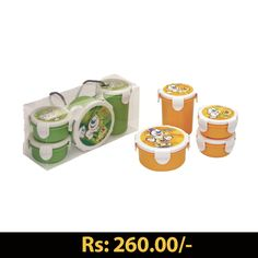 HYPER LOCKED L/CONTR SET #Lunchbox #containers #tiffinbox #online #shopping #kids #grahakji