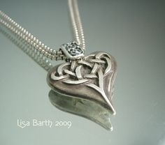 Celtic Heart by Lisa Barth