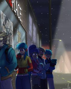 Fire Emblem:  Midnight Release by Dreatos.deviantart.com on @deviantART