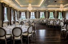 Corick House Hotel and Spa Best Wedding Venue in N.Ireland by Getting Married in N.Ireland Readers Award Personal wedding planner Personal Banqueting Manager on the day – One wedding per day. Capacity up to 350 guests 43 bedrooms luxury bedrooms Complimentry Bridal Suite -Aniversary stay Award Winning Spa / Restaurant / pre wedding function rooms…