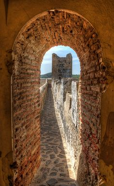 Castillo de Sohail Fuengirola, Spain The castle was built in 956 on a steep hill overlooking the Mediterranean. One famous battle here saw a Polish force of about 300 defend the castle again a much stronger British regiment.