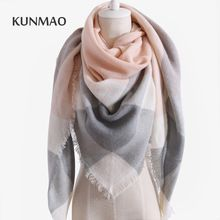 2017 Winter Brand Designer Triangle Scarf Women Shawl Cashmere Autumn Plaid Wool Scarves Blanket Wholesale Drop shipping     Tag a friend who would love this!     FREE Shipping Worldwide     Get it here ---> https://ourstoreali.com/products/2017-winter-brand-designer-triangle-scarf-women-shawl-cashmere-autumn-plaid-wool-scarves-blanket-wholesale-drop-shipping/    #aliexpress #onlineshopping #cheapproduct  #womensfashion
