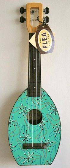 lardyfatboy: MFC atomic soprano Flea This was the design I wanted before I got mine =Lardys Ukulele of the day - a year ago --- https://www.pinterest.com/lardyfatboy/