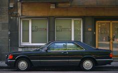 Mercedes-Benz SEC C 126