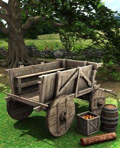 Fairytale location: transportation