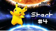Start - Episode 4 - Starring Super Smash Brothers - No Cigar