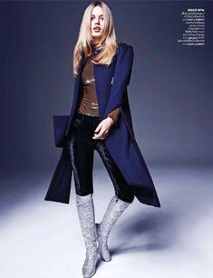 Vogue Thailand December 2014 | Georgia May Jagger by Marcin Tyszka [Editorial]