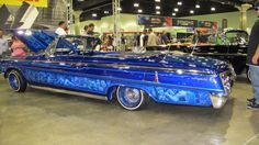 Dub Car Show LA Style Old School, Tricked Out, and Low Riders  More