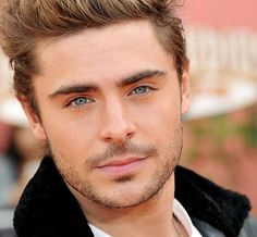 Zac efron smoulders <3