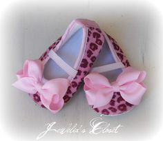 Pink Cheetah print shoes, ahh!! NEED!