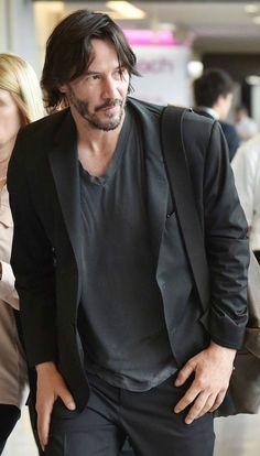 Keanu Reeves ❤️VAVAVOOM MY LOVE
