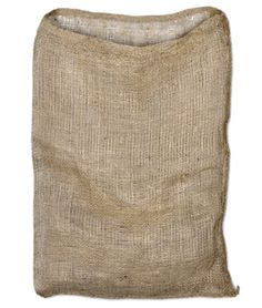 18 x 30 Burlap Bag - $1.38 | onlinefabricstore.net   Use these for chair covers.