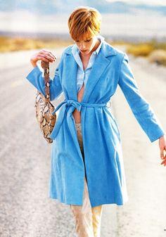 ☆ Veronica Renault | Photography by Gilles Bensimon | For Elle Magazine US | February 1996 ☆ #Veronica_Renault #Gilles_Bensimon #Elle #1996