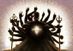 asura wrath by sydneymadmax
