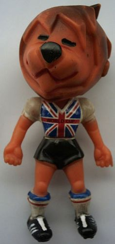 world cup willie doll