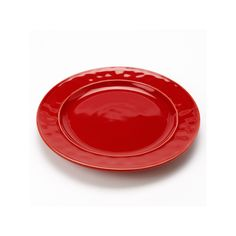 Food Network™ Fontina Dinner Plate, Red