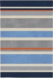 @Overstock - Hand Tufted Grasse Stripe Rug (4'10 x 7') - The multicolored pattern and medium pile of this polyester hand-tufted rug make it an ideal area or accent rug for any room in your home where you need a bit of warmth and comfort with some design flair. Your kids will certainly want one in their rooms.    http://www.overstock.com/Home-Garden/Hand-Tufted-Grasse-Stripe-Rug-410-x-7/6319250/product.html?CID=214117  $143.99