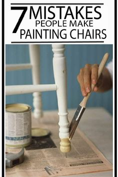 Painted Furniture Tips, Tutorials and Ideas