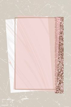 premium vector of Shimmering rectangle frame design vector about marble, background, beige, blank and bronze 894098 Rose Gold Wallpaper, Framed Wallpaper, Pastel Wallpaper, Wallpaper Backgrounds, Iphone Wallpaper, Marble Wallpapers, Sparkle Wallpaper, Lock Screen Backgrounds, Pink Glitter Background