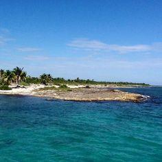 Costa maya México
