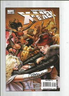 Uncanny X-Men Cover: Pryor, Madelyne, Emma Frost, Wolverine and Lady Deathstrike X Men, Matt Fraction, Lady Deathstrike, Marvel Comics Art, Emma Frost, Comic Movies, Age, Comics Girls, Marvel Heroes