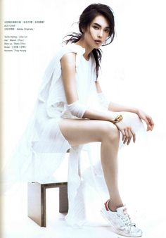 Marie Claire Taiwan June 2014, 王思偉