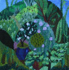 Rupda Wilson Designer & Weaver 'Snails Garden' | Flickr - Photo Sharing!