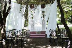 http://www.lemienozze.it/operatori-matrimonio/fiori_e_addobbi/paolo_luppi/media/foto/1  Per una cerimonia all'americana la location matrimonio più gettonata è sicuramente il giardino