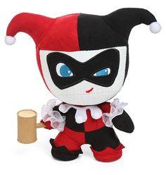 Harley Quinn Fabrikations Plush