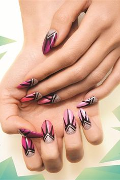 Nails With Panache - Style - NAILS Magazine