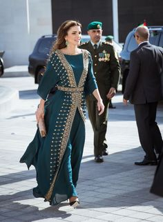 Her Majesty The Queen of the Hashemite Kingdom of Jordan, Queen Rania.