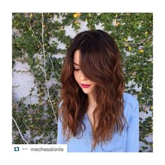 #Repost @mechesalonla with @repostapp. ・・・ Our stylist @madisoncut is all freshened up thanks to @hannahburdy with the shears & @chrisgreenehair's right hand man @jacobschw with the color brush!  It is so motivating & inspiring that our entire Mèche family is so dang talented! ❤️❤️