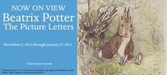 All together as a family now... Beatrix Potter: The Picture Letters