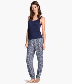 H&M Dwuczęściowa piżama 79,90 PLN