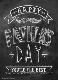 Father's Day Card Card For Dad Mustache Card by LilyandVal