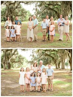 Extended Family Photography, Large Family Portraits, Family Portrait Outfits, Large Family Poses, Family Portrait Poses, Family Picture Poses, Sibling Photography, Family Picture Outfits, Children Photography