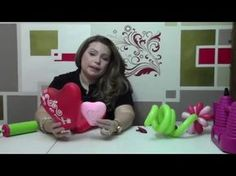 Curso de Globos, Deformación de Globos, Mi Corazón en Globos
