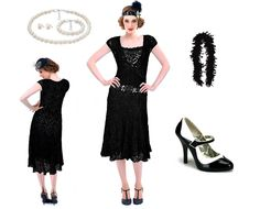 Kleider vintage 20er