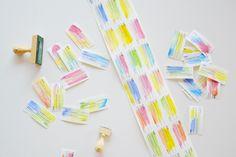 LUNAdei Creativi   Biglietti da Visita DIY: 9 idee Strepitose!   http://lunadeicreativi.com